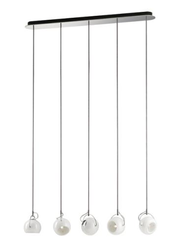 Потолочный светильник Fabbian Beluga White D57 A23 01