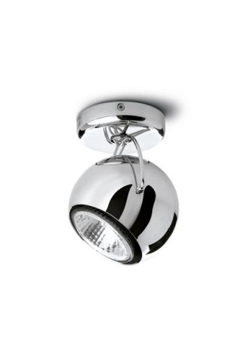 Потолочный светильник Fabbian Beluga Steel D57 G11 15