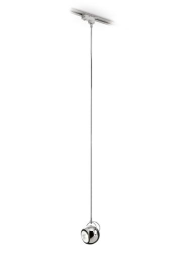 Подвесной светильник Fabbian Beluga Steel D57 J01 15