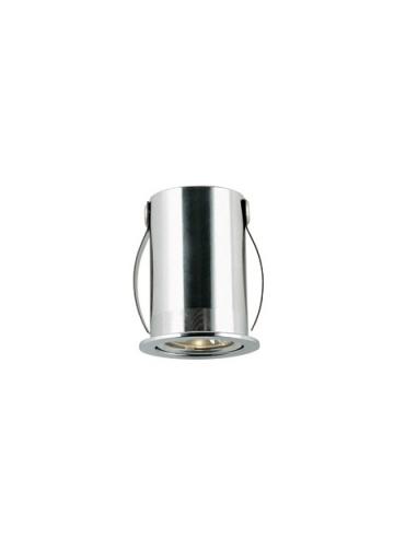 Встраиваемый спот (точечный светильник) Fabbian Cricket D60 F24 60