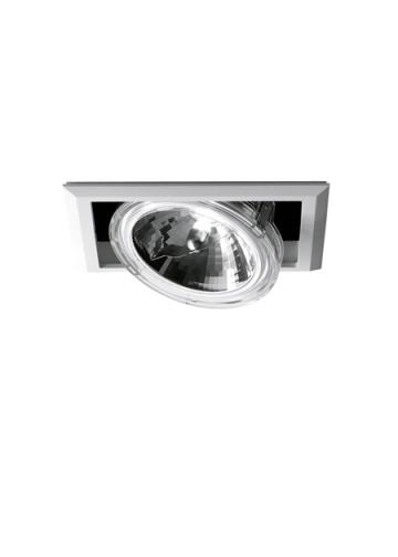 Встраиваемый спот (точечный светильник) Fabbian Plano D90 F09 01