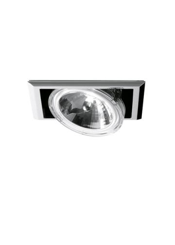 Встраиваемый спот (точечный светильник) Fabbian Plano D90 F09 15