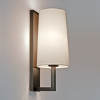 <strong>Riva</strong> <br>Astro Lighting <br> настенный светильник, 1x60w E27, With 'Cone 240' shade: h.350 w.140 d.150mm, IP44
