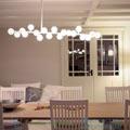 Mimosa Atelier Areti L110cm, H60cm подвесной светильник mimosa_ceiling_white