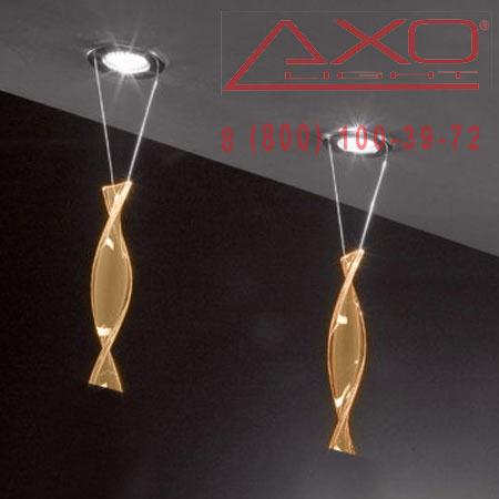 AXO Light AURA FAAURA44TACR12V встраиваемый светильник чайный цвет