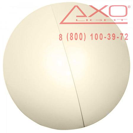 AXO Light NELLY PLNEL140FAXXFLE потолочный светильник узорная ткань цвета слоновой кости