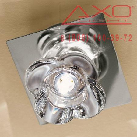 AXO Light PRIMULA PLPRIMU1CSCR12V потолочный светильник прозрачное стекло