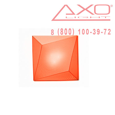 AXO Light UKIYO PLUKIYOPARXXFLE потолочный светильник оранжевый