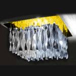AXO Light AURA PLAUG30INEORE27 потолочный светильник черный