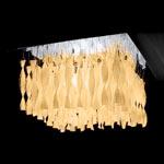 AXO Light AURA PLAUG30ITACRE27 потолочный светильник чайный цвет