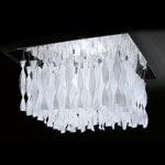 AXO Light AURA PLAUP30ICSCRE27 потолочный светильник прозрачное стекло