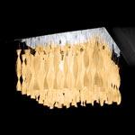 AXO Light AURA PLAUP30ITACRE27 потолочный светильник чайный цвет