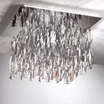 AXO Light AURA PLAURA45CSCRE27 потолочный светильник прозрачное стекло