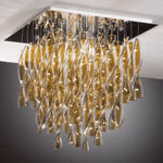 AXO Light AURA PLAURAGITACRE27 потолочный светильник чайный цвет