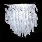 AXO Light AURA PLAURAGRBCCRE27 потолочный светильник белый