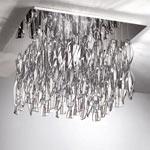 AXO Light AURA PLAURAGRCSCRE27 потолочный светильник прозрачное стекло