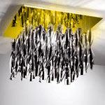 AXO Light AURA PLAURAGRNEORE27 потолочный светильник черный
