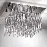 AXO Light AURA PLAURP30CSCRE27 потолочный светильник прозрачное стекло