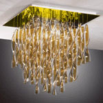 AXO Light AURA PLAURP30TAORE27 потолочный светильник чайный цвет
