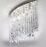 AXO Light MARYLIN PLMARY66CSNIG9X потолочный светильник прозрачное стекло