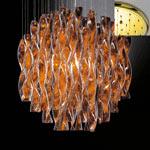 AXO Light AURA SPAURA45ARORE27 подвесной светильник оранжевый