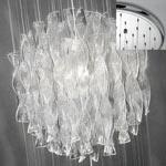 AXO Light AURA SPAURA45CSCRE27 подвесной светильник прозрачное стекло