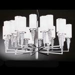 AXO Light SUBZERO SPSUBZ20BCCRE14 подвесной светильник белый