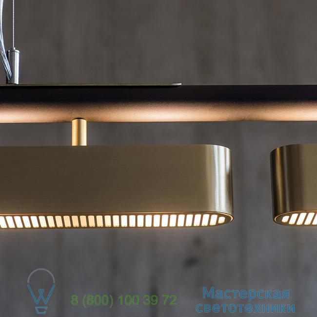фотография Colt Bert Frank L140cm, H12cm подвесной светильник 4