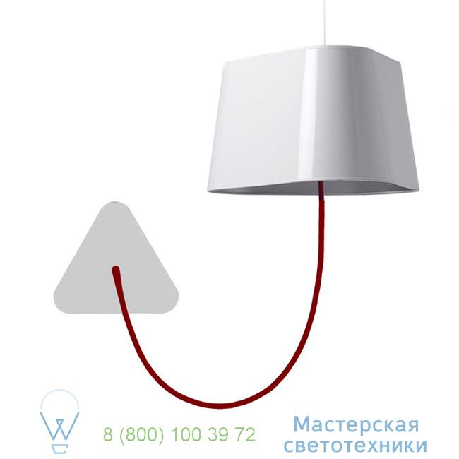 фотография Petit Nuage DesignHeure red, 24cm настенный светильник Aspnb 0