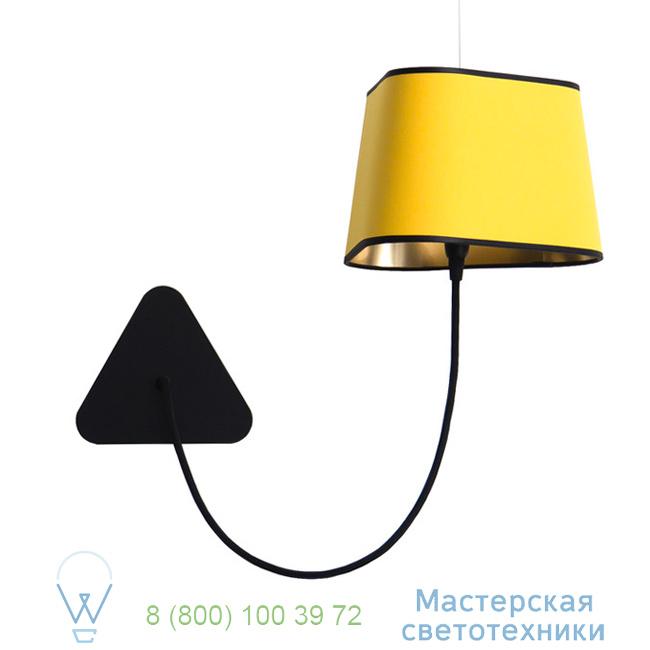 фотография Petit Nuage DesignHeure gold, 24cm настенный светильник Aspnjo 1