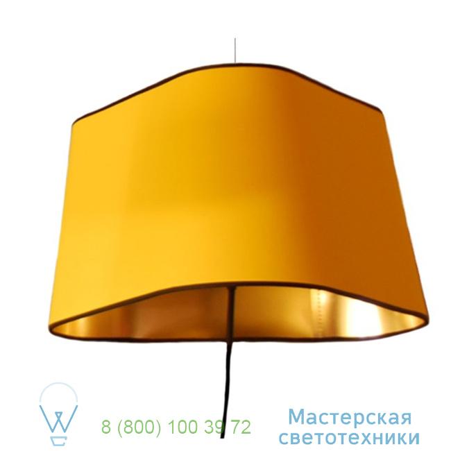 фотография Petit Nuage DesignHeure gold, 24cm настенный светильник Aspnjo 2