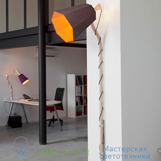 фотография LuXiole DesignHeure orange, H219cm настенный светильник Gam219lmo 0