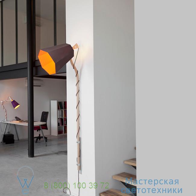 фотография LuXiole DesignHeure orange, H219cm настенный светильник Gam219lmo 1