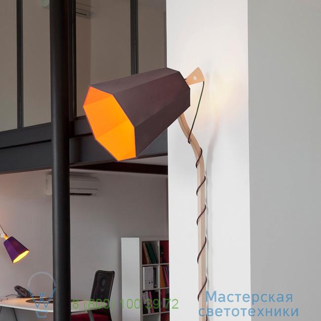фотография LuXiole DesignHeure orange, H219cm настенный светильник Gam219lmo 2