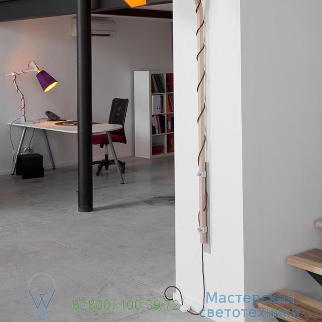 фотография LuXiole DesignHeure orange, H219cm настенный светильник Gam219lmo 3