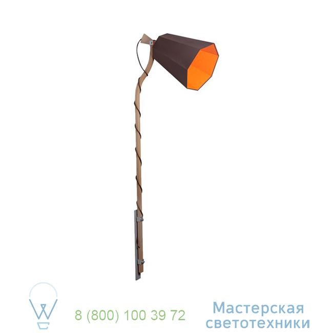 фотография LuXiole DesignHeure orange, H219cm настенный светильник Gam219lmo 5