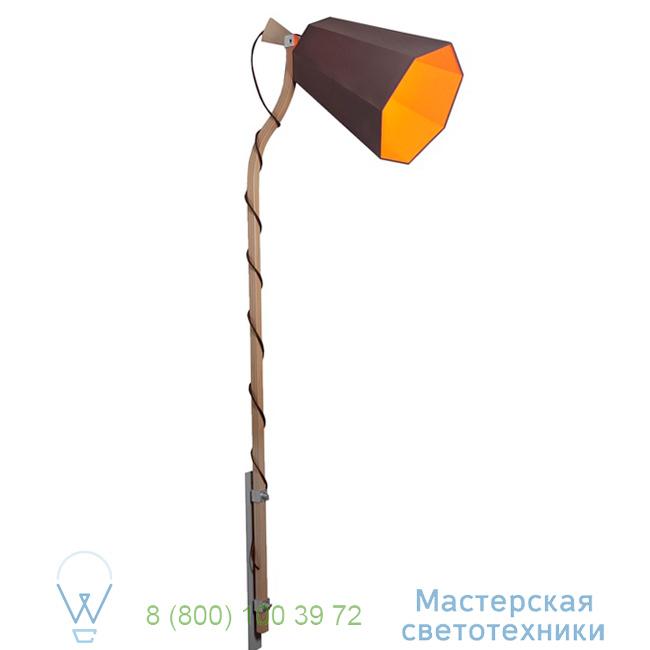 фотография LuXiole DesignHeure orange, H219cm настенный светильник Gam219lmo 6