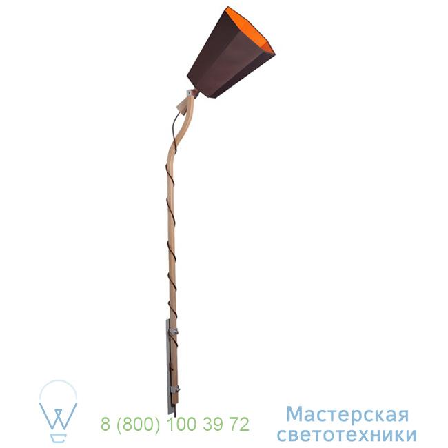 фотография LuXiole DesignHeure orange, H219cm настенный светильник Gam219lmo 7