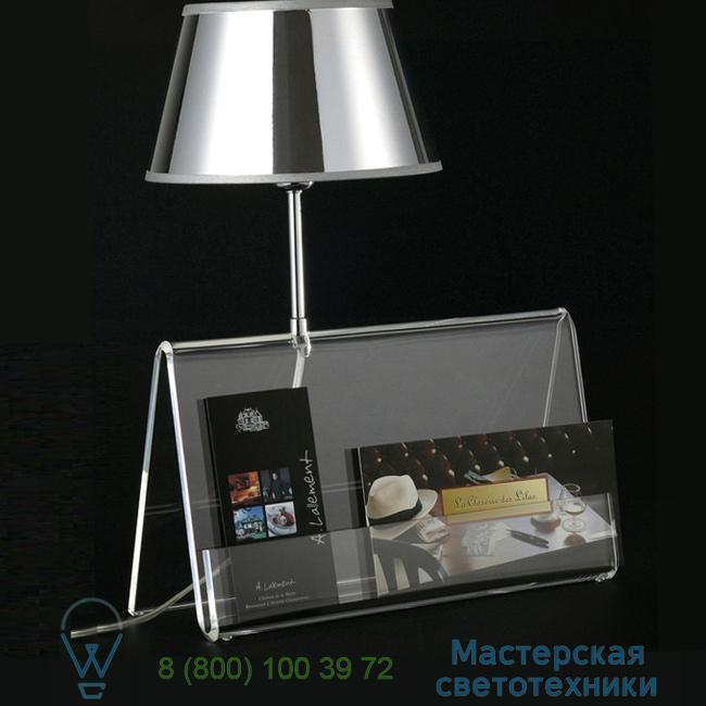 фотография L'Empirique DesignHeure transparent, H42cm настольная лампа Lpea 2