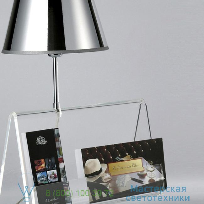 фотография L'Empirique DesignHeure transparent, H42cm настольная лампа Lpea 3