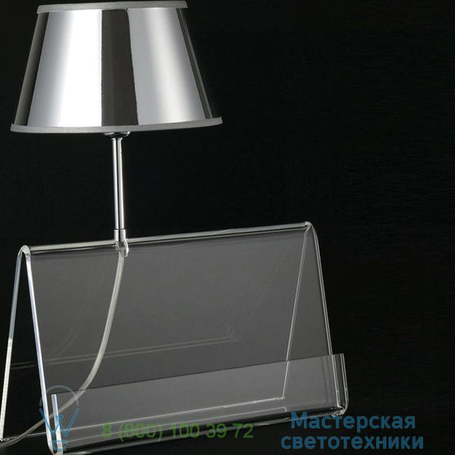 фотография L'Empirique DesignHeure transparent, H42cm настольная лампа Lpea 5