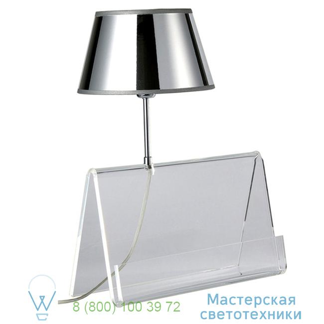 фотография L'Empirique DesignHeure transparent, H42cm настольная лампа Lpea 6