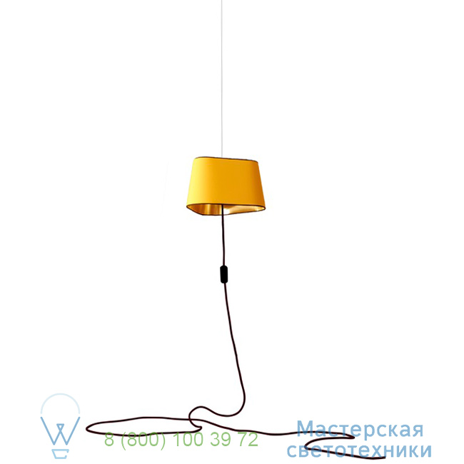 фотография Petit Nuage DesignHeure gold, 24cm подвесной светильник Snpnjo 0