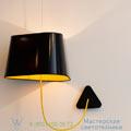 Grand Nuage DesignHeure yellow, 43cm настенный светильник Asgnnj