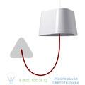Petit Nuage DesignHeure red, 24cm настенный светильник Aspnb
