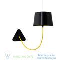 Petit Nuage DesignHeure yellow, 24cm настенный светильник Aspnnj