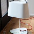 Grand Nuage DesignHeure red, H62cm настольная лампа L62gnba