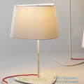 Grand Nuage DesignHeure red, H62cm настольная лампа L62gnb