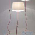 Grand Nuage DesignHeure red, 43cm подвесной светильник Sngnb