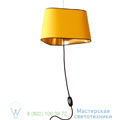 Grand Nuage DesignHeure gold, 43cm подвесной светильник Sngnjo